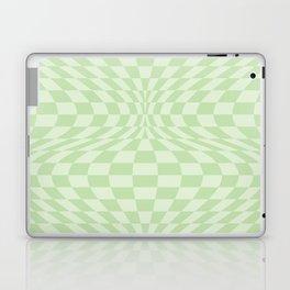 Greens - Optical Game 25 Laptop & iPad Skin