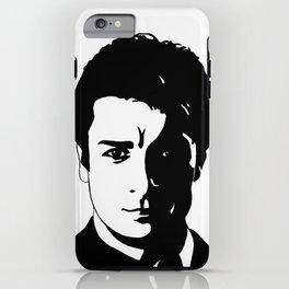 Nathan Fillion iPhone Case