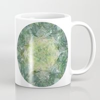 island Mugs featuring Island by Laura O'Connor