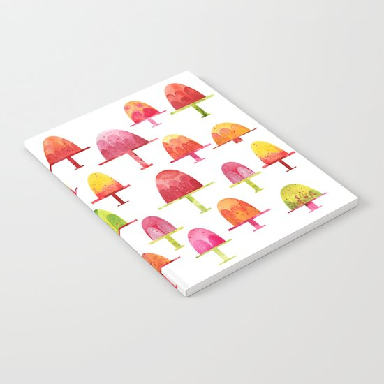 Jellies on Plates Notebook