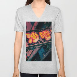 NEON Hong Kong  Collection S02 Unisex V-Neck