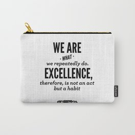 Excellence Carry-All Pouch