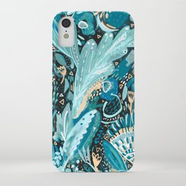Night Shades iPhone Case