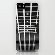 bass guitar iPhone (5, 5s) Slim Case
