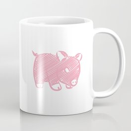 Boar Coffee Mug