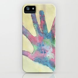 Insides Match the Outsides iPhone Case