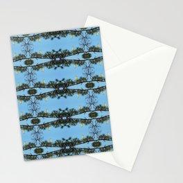 White Egret 2 Stationery Cards