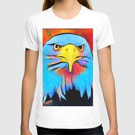 Bald Eagle 2 T-shirt