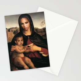 Bey and Blue  Stationery Cards