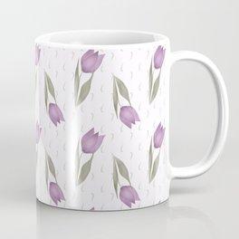 Lilac tulips Coffee Mug