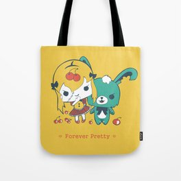 Forever Pretty Tote Bag