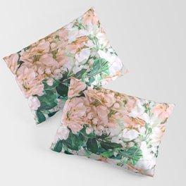 1992 Floral Pillow Sham