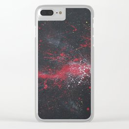 Endings Clear iPhone Case