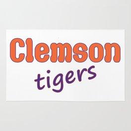 Clemson Tigers Rug