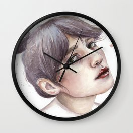Violeta Wall Clock