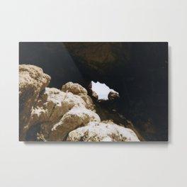 Salty air 19' III, Brittany, France Metal Print