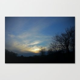 Skyview at Meadowview Canvas Print