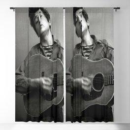 Bob Dylan  Vintage  Blackout Curtain