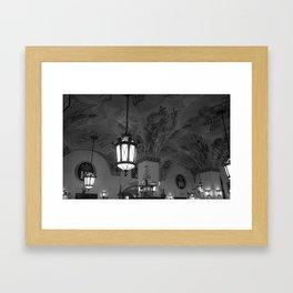 Heavenly Framed Art Print