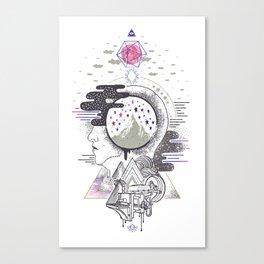 Hyper Dreamer Canvas Print
