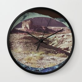 The Common Grave Wall Clock