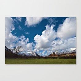Lakeland  Canvas Print
