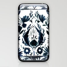 Nadia Flower iPhone & iPod Skin