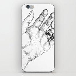 Mano iPhone Skin