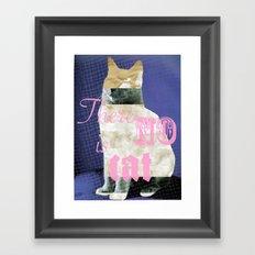 KatzenJammer Framed Art Print