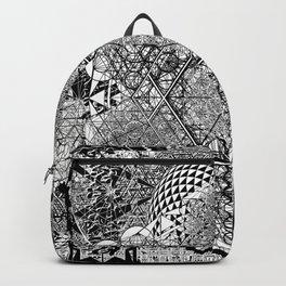 geometric poster 1 Backpack
