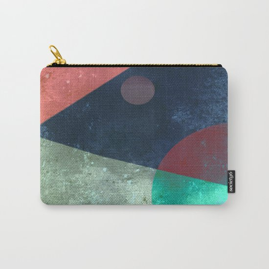 A Slice Of Sky Carry-All Pouch