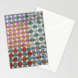 Yo Yo Quilt II Stationery Cards
