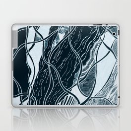Subtle Seas Laptop & iPad Skin