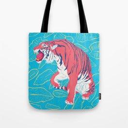 Tiger Tiger Tote Bag