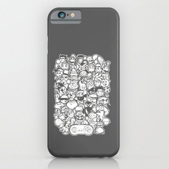 Super 16 bit  iPhone & iPod Case