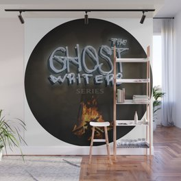 The Ghost Writers Series Logo 2 Wall Mural