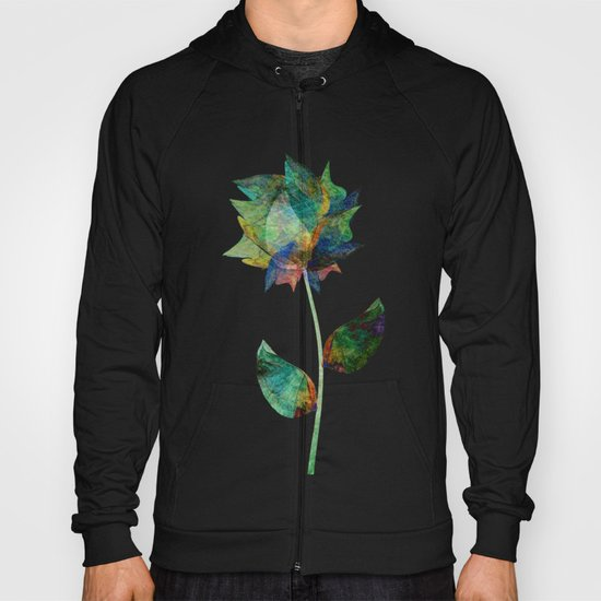 If I would be a Flower Hoody