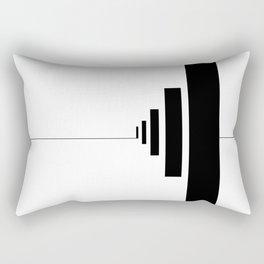 SOMEWHERE IN NOWHERE Rectangular Pillow