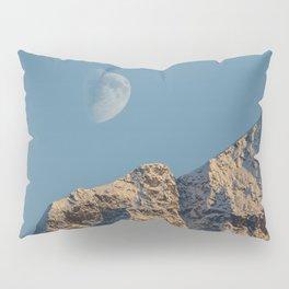 Moon Over Pioneer Peak - II Pillow Sham