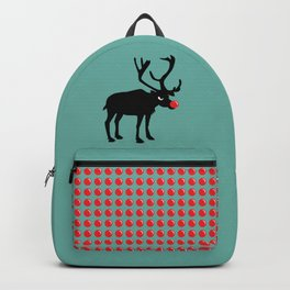 Angry Animals: Rudolph the red nosed Reindeer Backpack