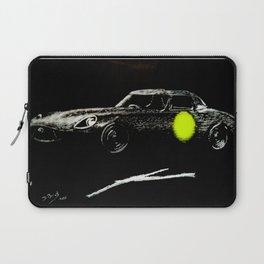 Jaguar sl yellow Laptop Sleeve