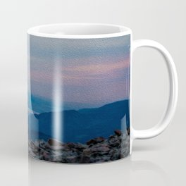Lone Peak Coffee Mug
