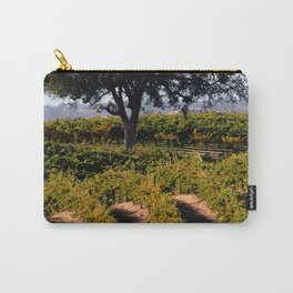 Paso Robles Vineyard Carry-All Pouch