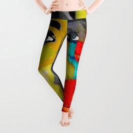 Electric Wear Leggings Leggings