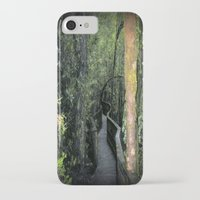 parks iPhone & iPod Cases featuring Franklin - Gordon  National Parks by Chris' Landscape Images & Designs