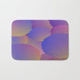Purple Nuclear Fusion Bath Mat