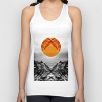 xbox Tank Tops featuring Why down the circle by Stoian Hitrov - Sto