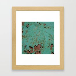 DirtyRusty Framed Art Print