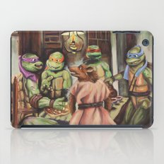 The Pizza Eaters iPad Case