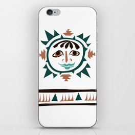 Earth -4 elments iPhone Skin
